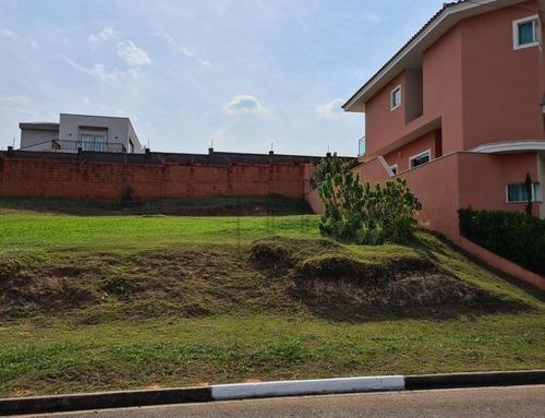 Terreno À Venda, 300 M² Por R$ 450.000,00 - Condomínio Residencial Aldeia Da Mata - Votorantim/sp - Te1342