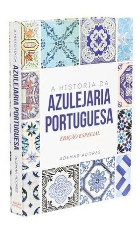Caixa Livro Book Box Azulejaria Portuguesa Fullway