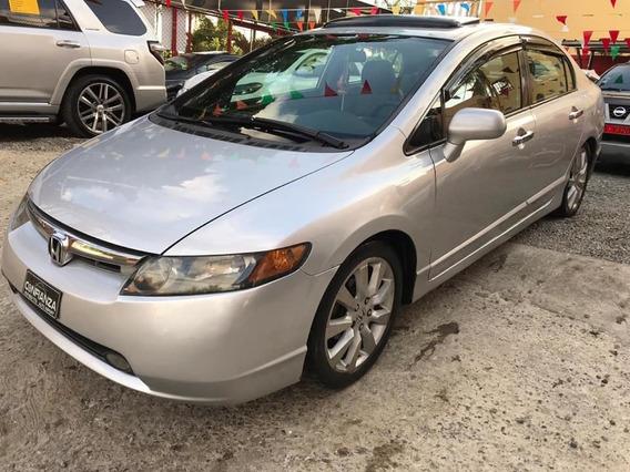 Honda Civic Exl 2007