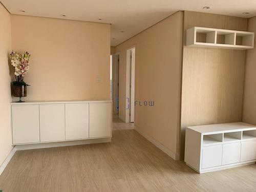 Apartamento 51m², 2 Dormitorios,  1 Vagas - Jardim Previdência - Ap10039
