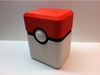 Pokebox Caixa Para Cartas Pokemon
