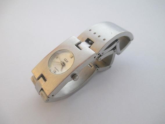 Robusto Relógo Feminino Marca Gx