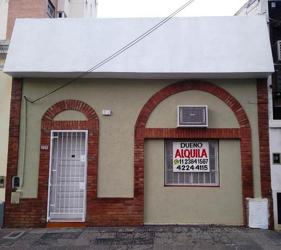 Excelente Casa Quilmes Centro- Dueño Alquila- Apto Comercial