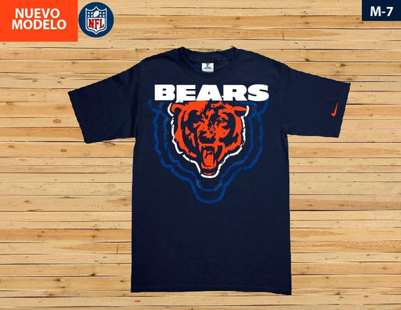 Playeras Nfl De Los Osos De Chicago