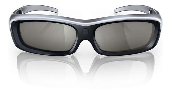 Óculos 3d Philips Glasses Pta516 Bateria Recarregável Ativo