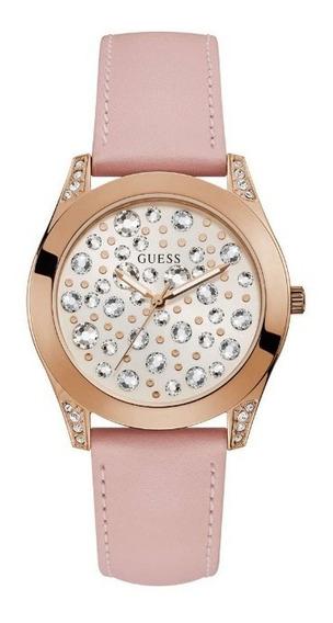 Reloj Dama Guess   W1065l1   Garantía Oficial