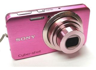 Camara Digital Sony W630, 16.1 Mpx, 5x, Rosa, Envio Gratis