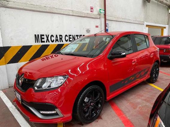 Renault Sandero Rs Std 5 Vel Ac Navi 2017