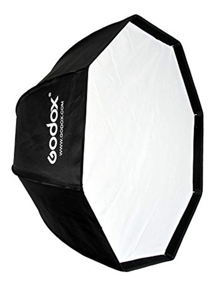 Softbox Octabox 95cm Universal Tipo Sombrinha P/ Flash