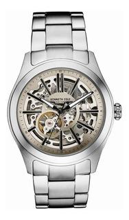 Reloj Hombre Kenneth Cole 10030815 Sumergible Automático Tip