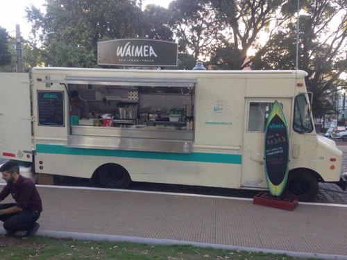 Food Truck Grumman Olson