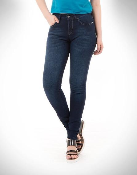 Calça Jeans Feminina Wrangler Skinny Wf3005 Nicole