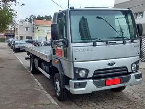 Guincho Plataforma Ford Cargo 1119 Plataforma Alumínio 2017