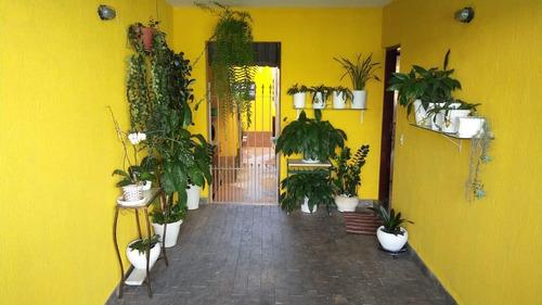 Imagem 1 de 15 de Casa Para Venda Em São Paulo, Jardim Modelo, 2 Dormitórios, 2 Banheiros, 1 Vaga - 007_1-1510430