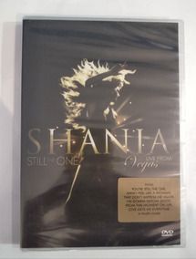 Dvd Shania Twain Still The One Live From Vegas - Lacrado