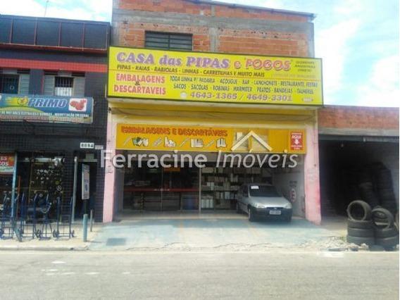 00819 - Sala Comercial Terrea, Jardim Mossapyra - Itaquaquecetuba/sp - 819