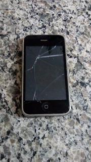 - iPhone 3g A1241 8gb - Com Defeito