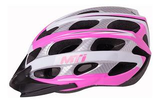 Casco Ciclismo Bicicleta Mti Pulse 23 - Racer Bikes