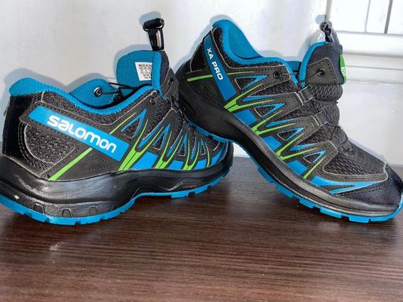 Zapatillas Salomon Xa Pro J Unisex T37