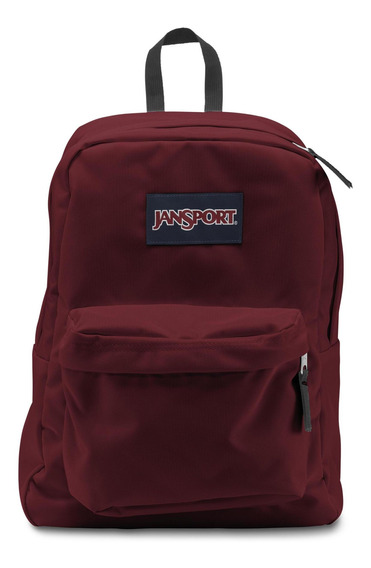 Mochila Superbreak Viking Red Jansport