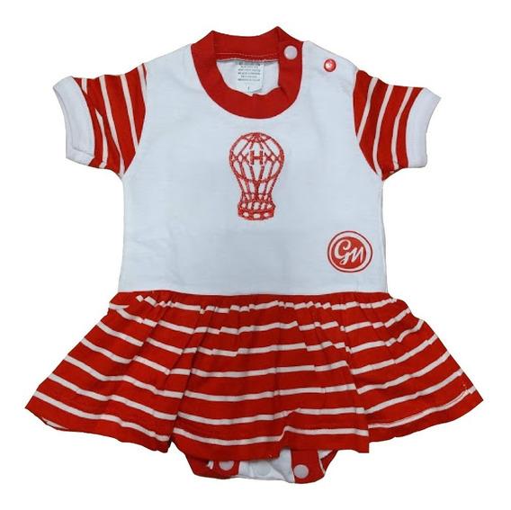 Vestidito Pañalero Para Bebé De Huracán