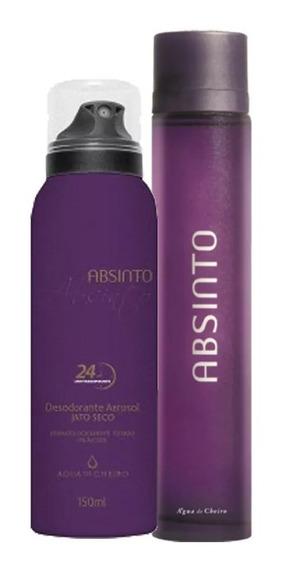 Kit Absinto Perfume + Desodorante Aerosol Original