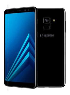 Celulares Samsung Galaxy A8 32gb+4 Ram Desbloqueado