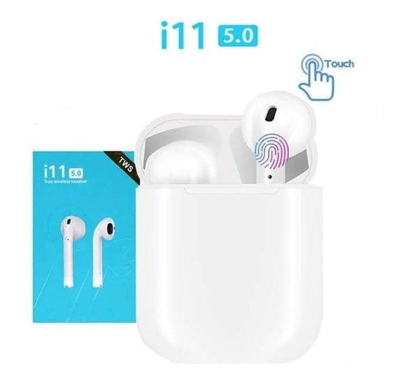Audifonos Inalambicos I11s Tws Bluetooth AirPods Tienda!