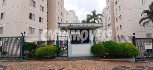 Imagem 1 de 23 de Apartamento À Venda 3 Dormitórios Na Vila São Bento Em Campinas - Ap21738 - Ap21738 - 69139980
