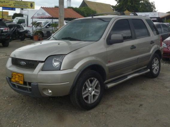 Ford Ecosport Mt 2.0l 2007 4*4