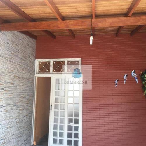 Imagem 1 de 11 de Casa Residencial Cosmos - Campinas/sp - Ca1494