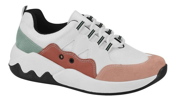 Tênis Beira Rio Chunky Sneaker 4242.103 Feminino Conforto
