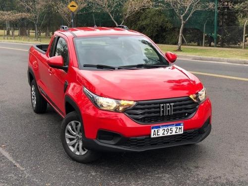 Fiat Strada Endurance 1.4 0km $300.000 Y Cuotas P
