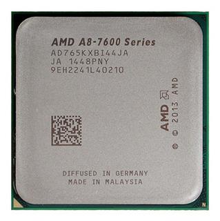 Amd A8-series A8-7650k Cpu Fm2+ 3,3 Ghz Cpu Quad-core Escrit