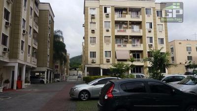Apartamento Com 3 Dormitórios À Venda, 69 M² Por R$ 215.000 - Praça Seca - Rio De Janeiro/rj - Ap0301