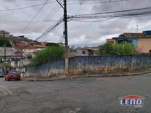 Imagem 1 de 2 de Terreno À Venda, 398 M² Por R$ 670.000,00 - Vila Gopoúva - Guarulhos/sp - Te0090