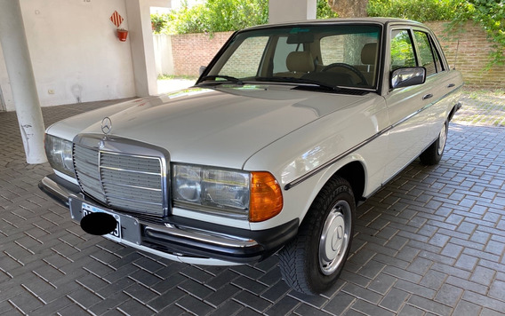 Mercedes Benz 230e Unico!!