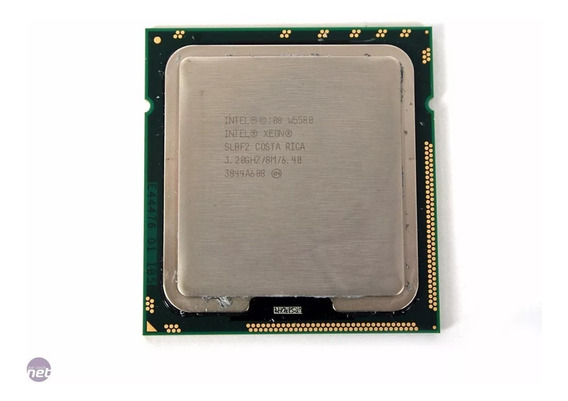 Intel Xeon Processador W5580 (8m Cache 3.20 Ghz Lga1366