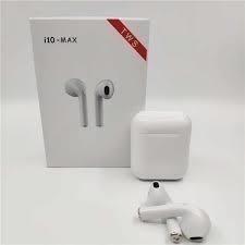 Fone De Ouvido Bluetooth I10-max Pronto Envio Novo