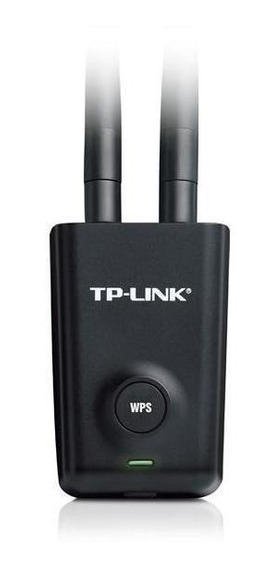 Adaptador Wireless Usb Tp-link Tl-wn8200nd 2 Antenas 300mbps