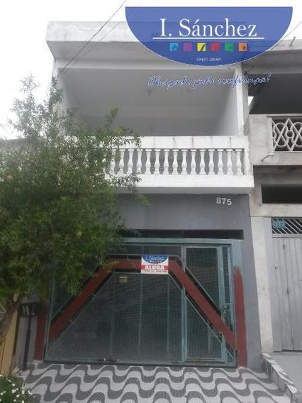 Casa Para Locação Em Itaquaquecetuba, Vila Monte Belo, 2 Dormitórios, 1 Banheiro - 190205e