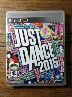 Just Dance 2015 Playstation 3 Ps3 Excelente Estado !!