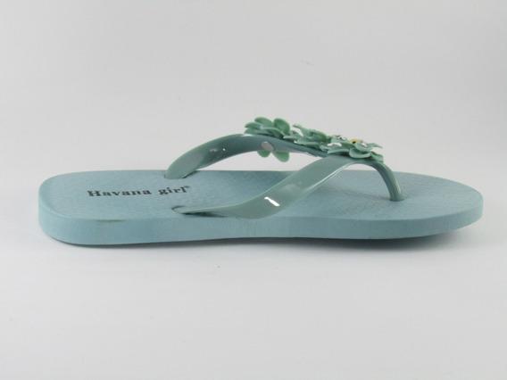 Sandalia Para Dama De Flores Barios Diseños