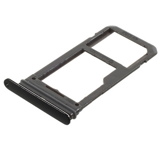 Samsung Galaxy S8 Plus Bandeja Negro Charola Porta Sim Sd