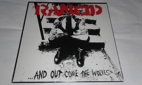 Lp Rancid And Out Come The Wolves 20th Aniversary Edition