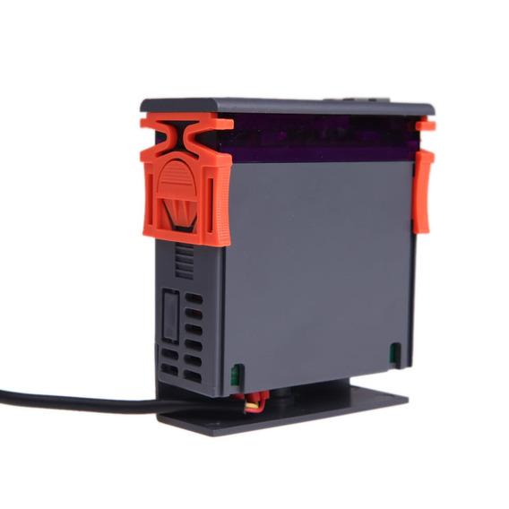 Controlador Controle Da Umidade Do Ar 10a 220v Mini Digital