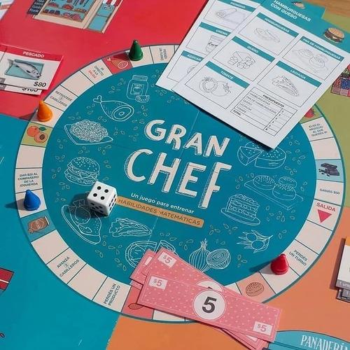 Gran Chef - Barco De Papel - Juegos Para Niños
