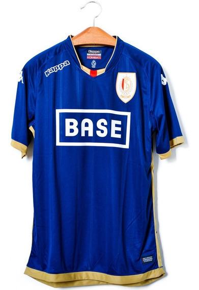 Camisa De Futebol Masculino Standard Liège 2015/16 Kappa