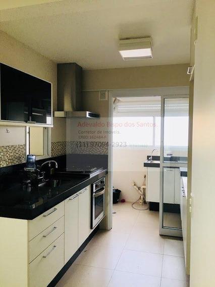 Apartamento Para Alugar, 80 M² Por R$ 5.500,00 - Brooklin - São Paulo/sp - Ap0655