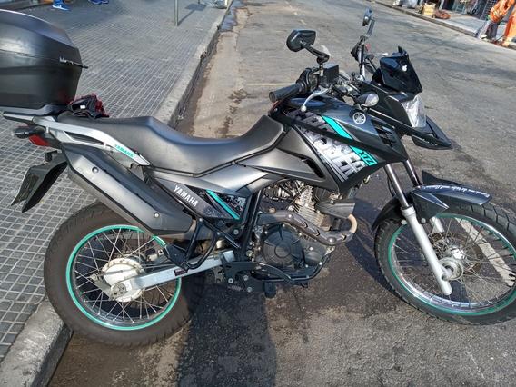 Yamaha Xtz Crosser 150 S